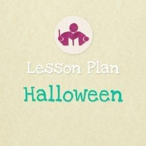 Halloween Lesson & Activity Plan