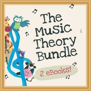 eBook Bundle Image – How to Read Music Made Easy & The Note Family!