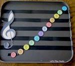 DIY Magnet Music Notes – Easy Music Manipulatives