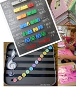 5 Easy Music Manipulatives