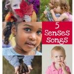 Five Senses Songs