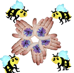 Busy Bee Ring Game