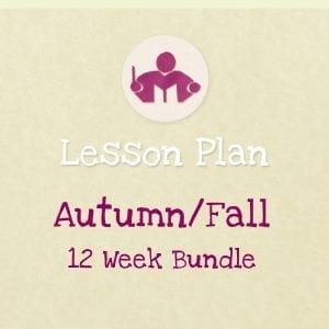 Autumn Fall 12 Week Bundle