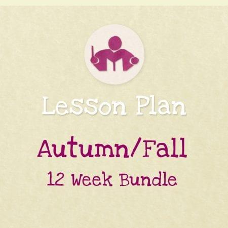 Autumn Fall 12 Week Bundle