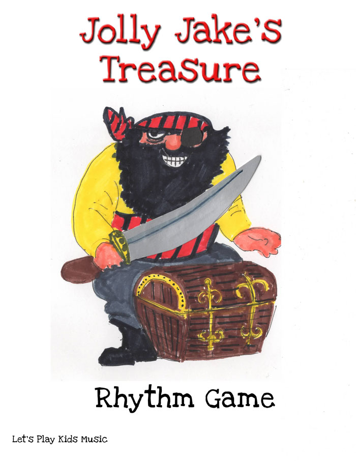 Jolly Jake Treasure Rhythm game