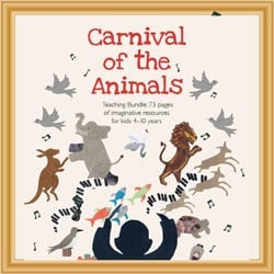 Carnival of the animals product image