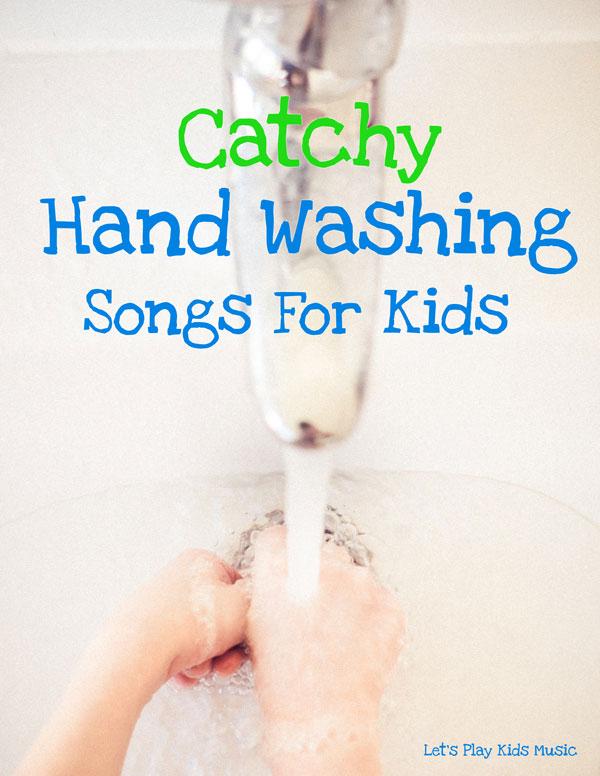 hand washing songs