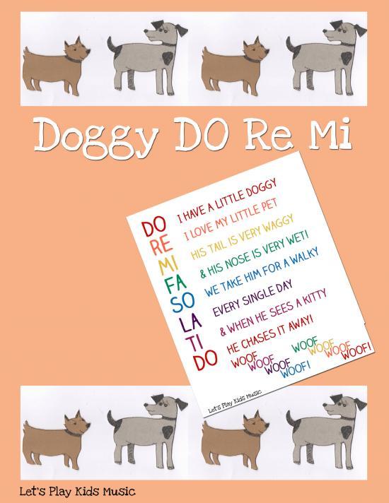doggy do re mi