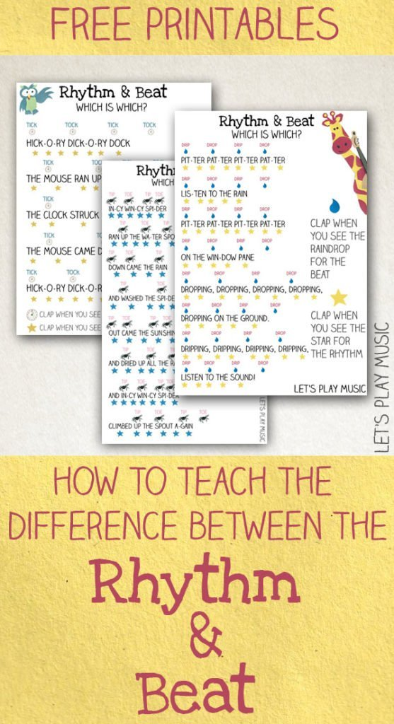 Fun way to teach kids note values